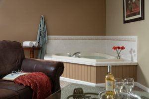 Calais Suite Bath