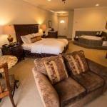 lounge area Sante room