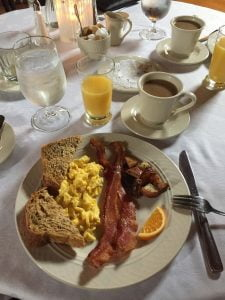 Breakfast at The French Manor Inn & Spa