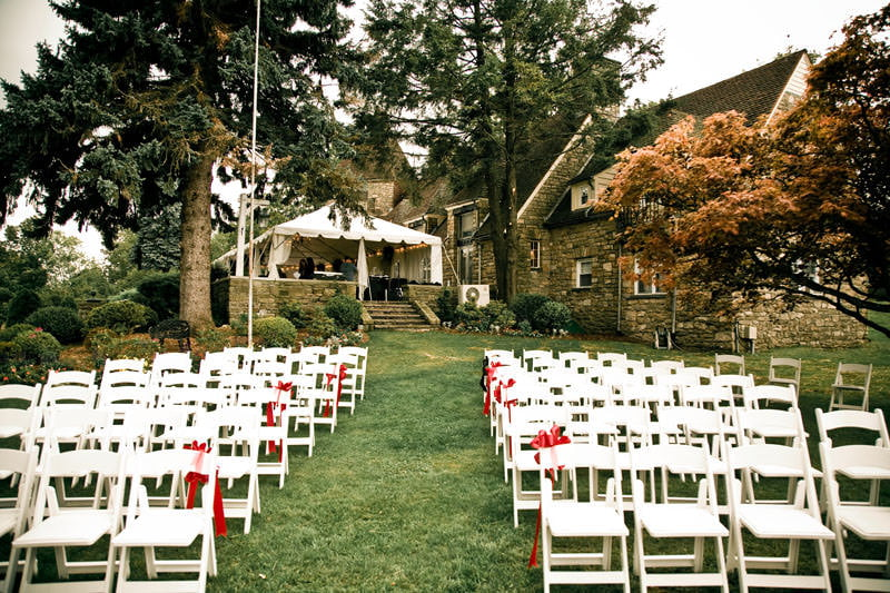 One Of The Best Poconos Wedding Venues In Newfoundland Pa