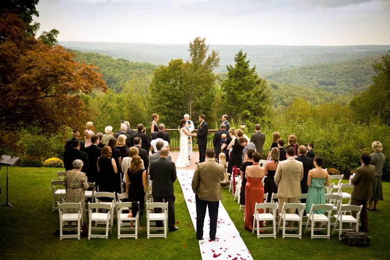 Pocono Weddings | Pennsylvania Wedding Venues | The French Manor