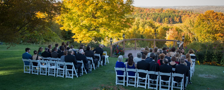 small intimate weddings pocono mountains