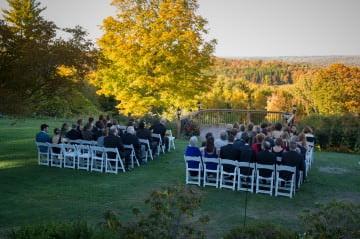 intimate poconos wedding venue