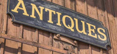 Milford, PA, antiques