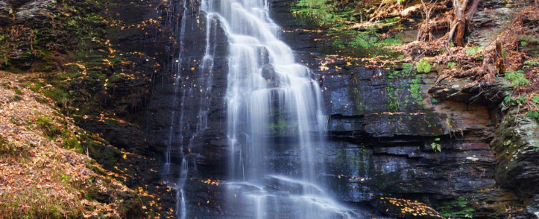Poconos Waterfalls