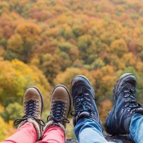 Big Pocono State Park Fall Foliage