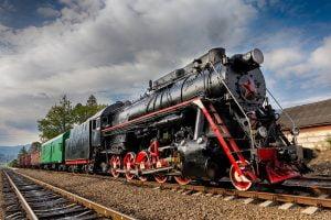 steam engine train; stourbridge line rail