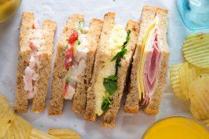 sandwiches in the Poconos