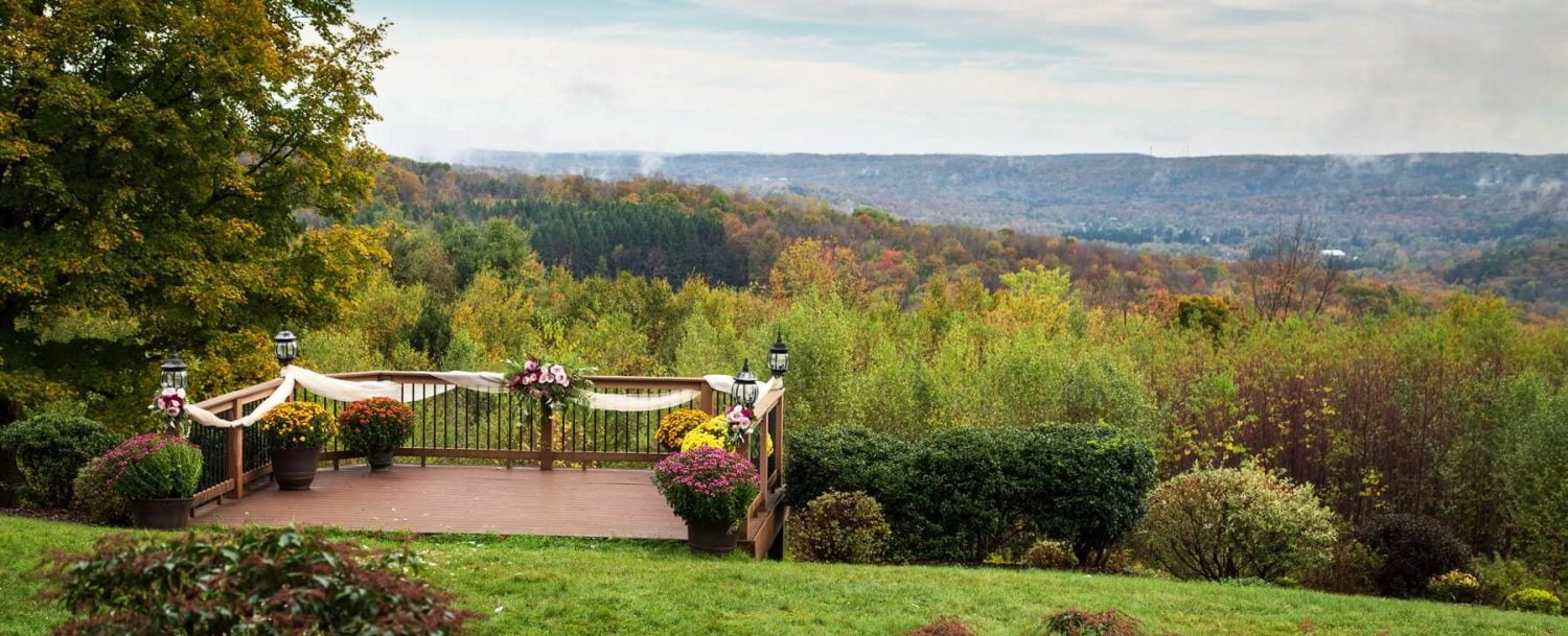French Manor Fall View