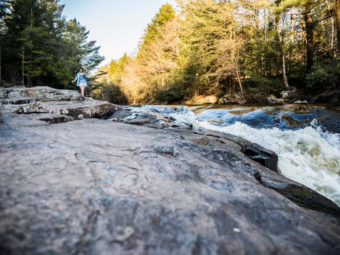 explore pocono State parks