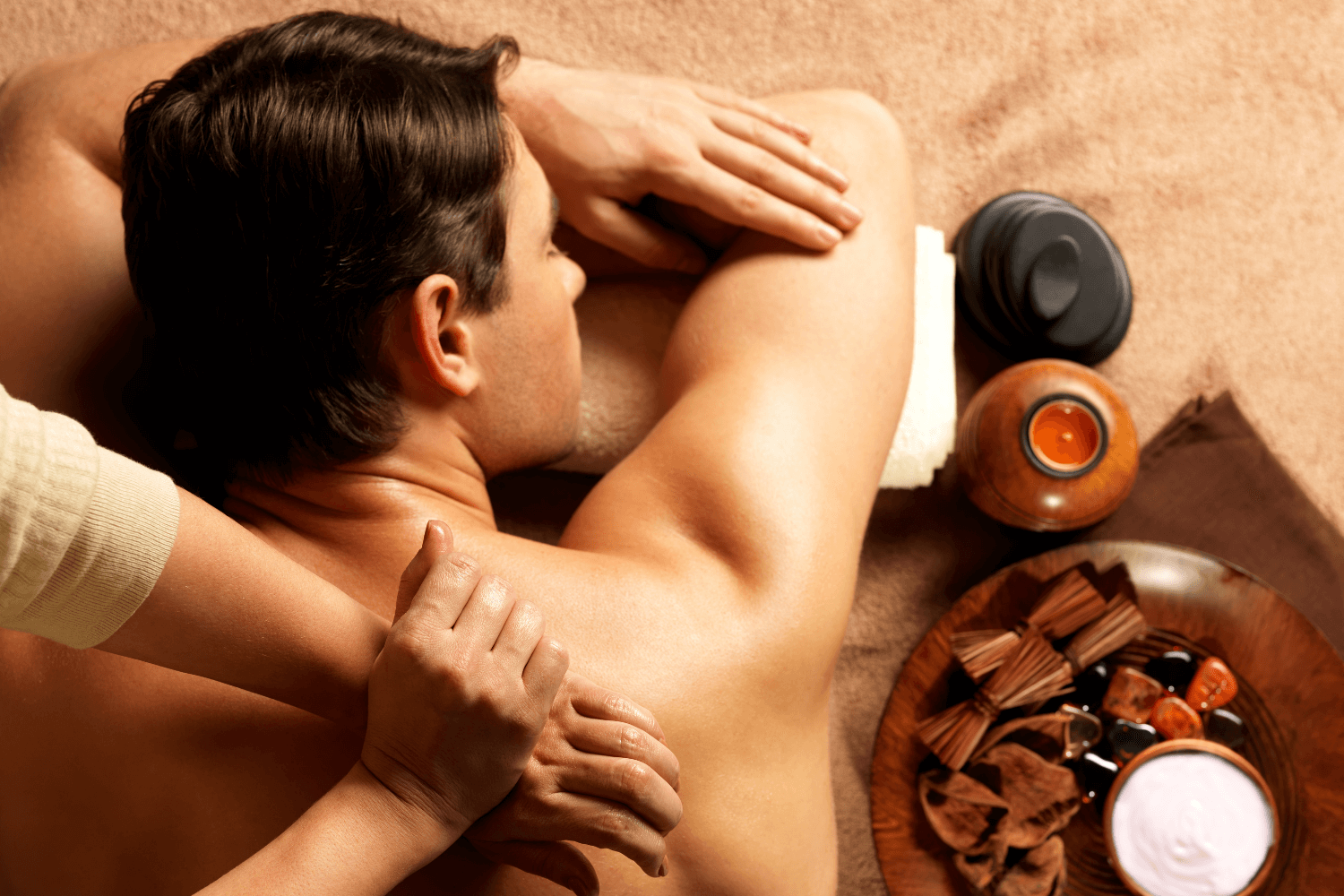 A Massage at The French Manor