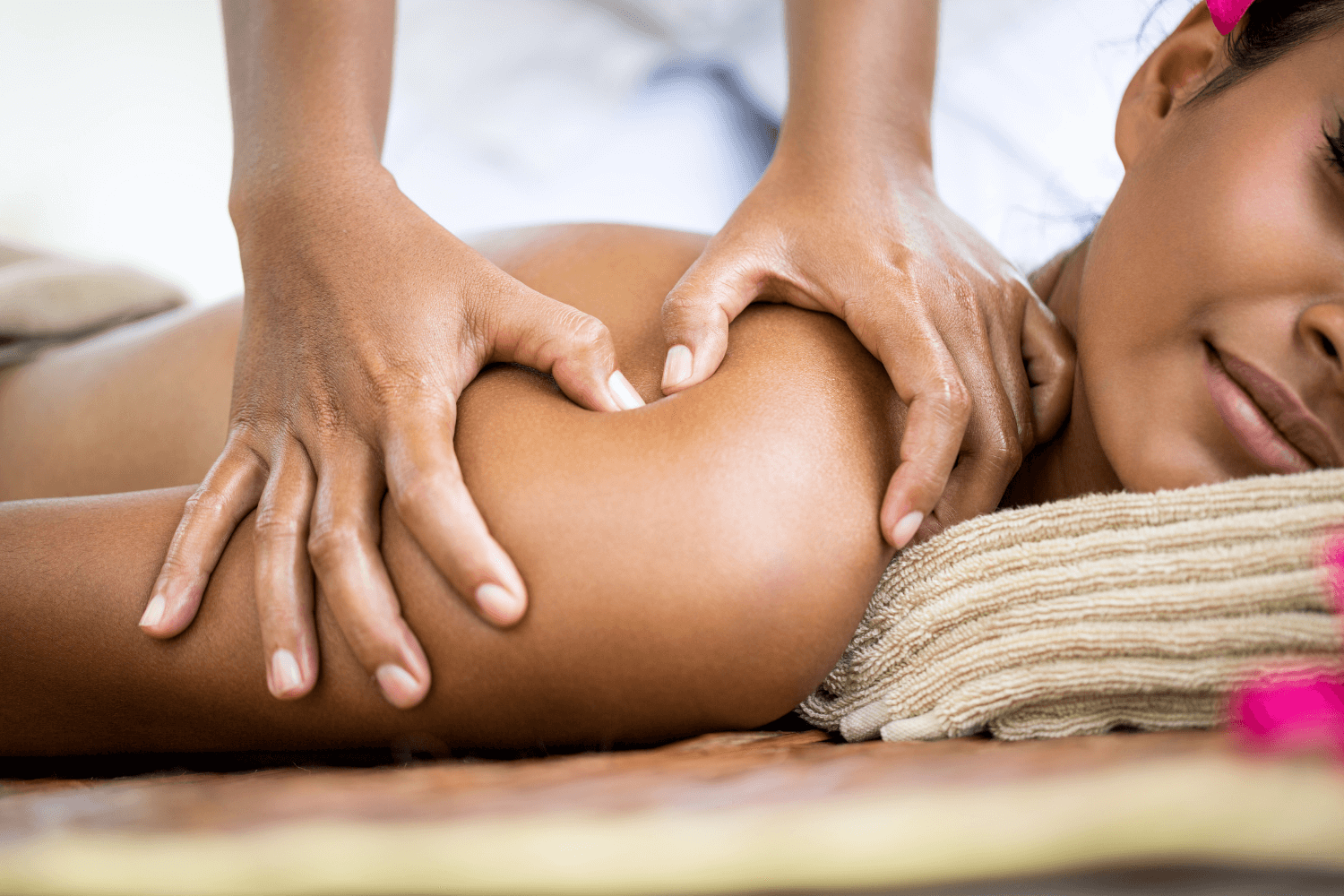 Massage at The French Manor