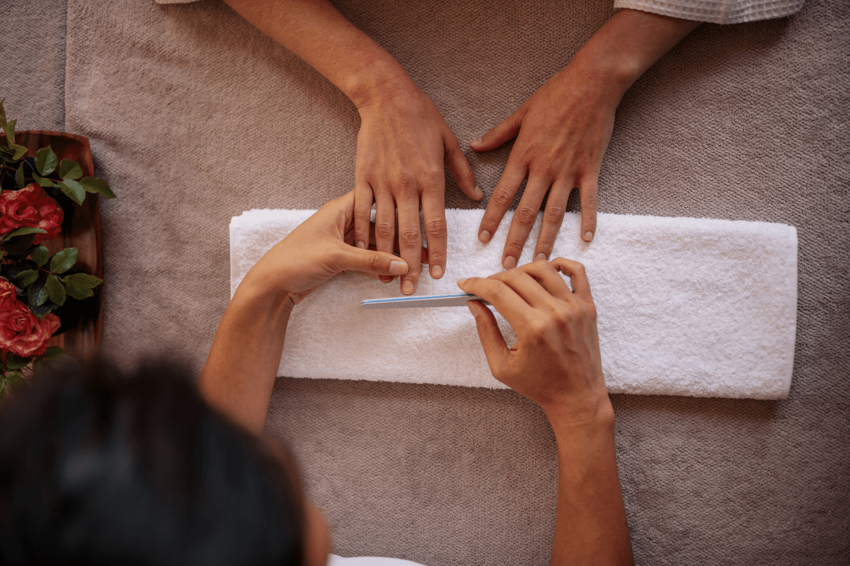 Nail Treatment at The French Manor