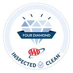 four diamond award AAA