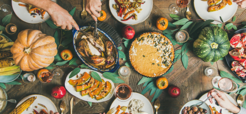 Thanksgiving inthePoconos